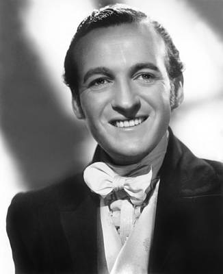 Films By William Wyler Photograph - Wuthering Heights, David Niven, 1939 by Everett