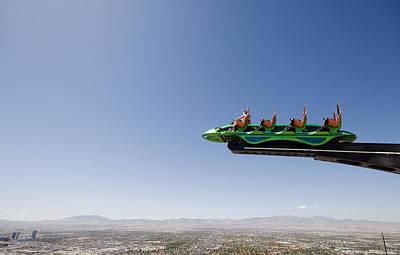 X Scream Las Vegas Original by Jessica Velasco
