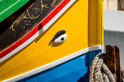 Whalen Photograph - Xlendi Bay Four by Josh Whalen