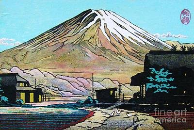 Painting - Yama Nojo by Roberto Prusso