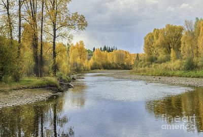 Photograph - Yampa River Colorado II by David Waldrop