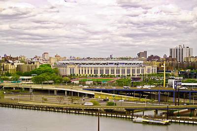Photograph - Yankee Stadium by Theodore Jones