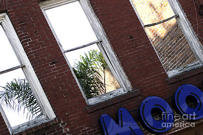 Photograph - Ybor City Window by Nancy Greenland