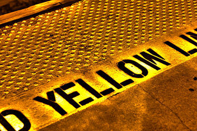 Yellow Art Print by Jeffrey Auger