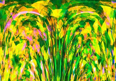 Photograph - Yellow Summer by John Neville Cohen