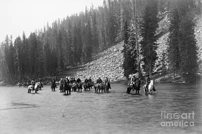 Yellowstone: Snake River Print by Granger