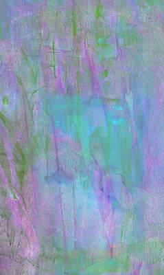 Of Yemaya Painting - Yemaya by Duwayne Washington