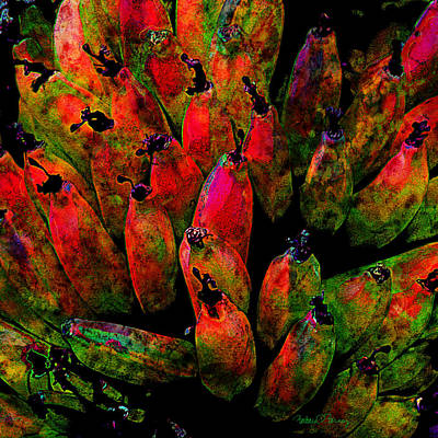 Digital Art - Yes We Have No Bananas by Barbara Berney