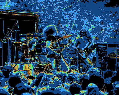 Photograph - Yesterday And Today In Full Color Surround Sound 1975 by Ben Upham