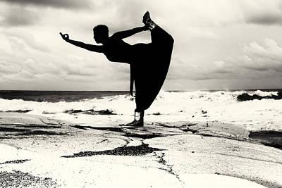 Yoga Balance Art Print