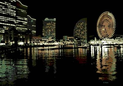Photograph - Yokohama by George Pedro