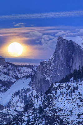 Photograph - Yosemite 0045 by Rich Berrett