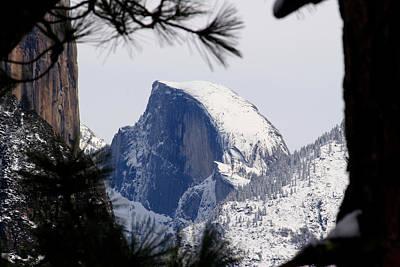 Photograph - Yosemite 0054 by Rich Berrett