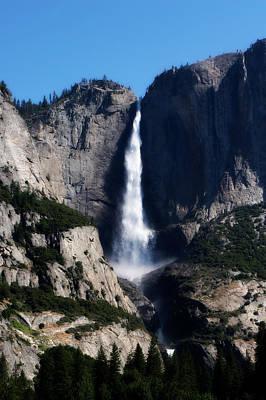 Photograph - Yosemite 0160 by Rich Berrett