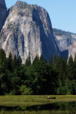 Photograph - Yosemite 0161 by Rich Berrett