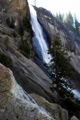 Photograph - Yosemite 0172 by Rich Berrett
