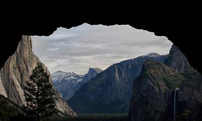 Photograph - Yosemite 0195 by Rich Berrett