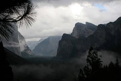 Photograph - Yosemite 187 by Rich Berrett