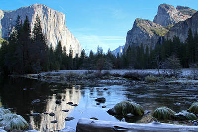 Photograph - Yosemite Grandeur by Heidi Smith