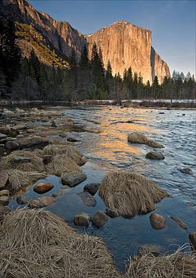 Yosemite  Art Print by Howard Knauer