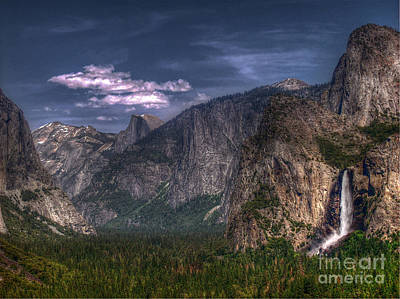 Photograph - Yosemite Valley 2 by Morgan Wright