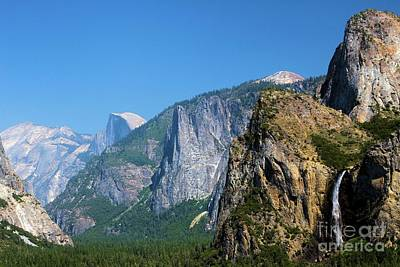 Photograph - Yosemite Valley by Adam Jewell