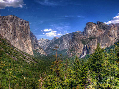 Photograph - Yosemite Valley by Morgan Wright