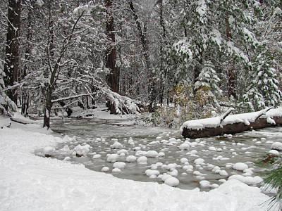 Photograph - Yosemite Winter by Heidi Smith