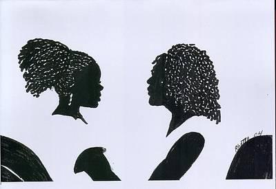 You Can Do It Art Print by Rhetta Hughes