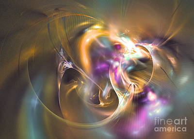 Digital Art - You Turn Me On by Sipo Liimatainen