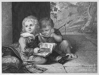 Young Boys, C1795 Art Print by Granger