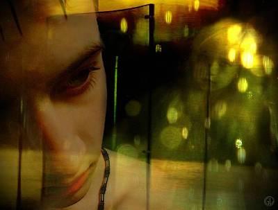 Youth Digital Art - Youth Dreams by Gun Legler
