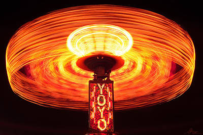 Photograph - Yoyo by Gordon Dean II