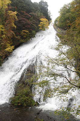 Photograph - Yu Waterfall by Masami Iida