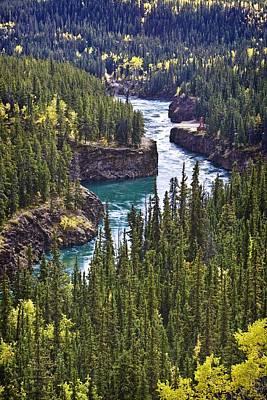 Yukon Territory, Canada Art Print by Richard Wear