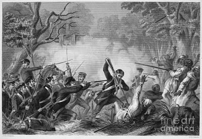 Zachary Taylor (1784-1850) Art Print by Granger