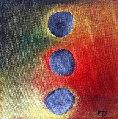 Zen Balance Art Print by Prachi  Shah