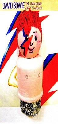 Ziggy Art Print by Ricky Sencion