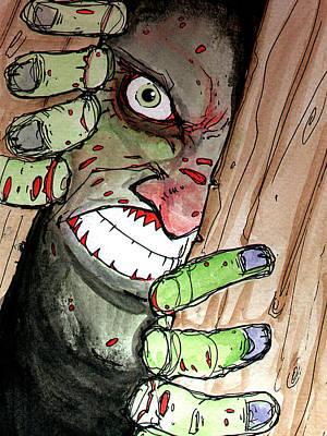 Zombie Breaking In Original