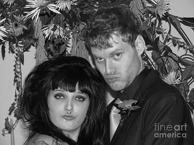 Photograph - Zoolander Sartains Bw by Chris Anderson