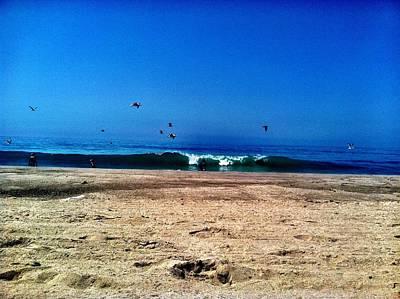 Photograph - Zuma Beach by Raven Janush