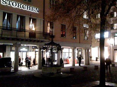 Photograph - Zurich-3 by Rezzan Erguvan-Onal