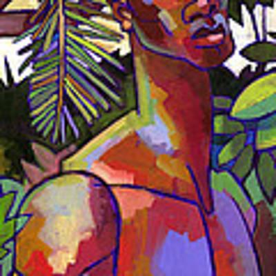 African Forest Art Print