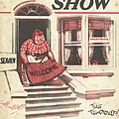 1920s,uk,the Passing Show,magazine Cover Art Print by The Advertising Archives