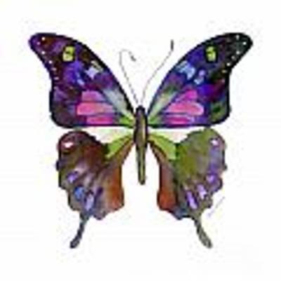 98 Graphium Weiskei Butterfly Original by Amy Kirkpatrick