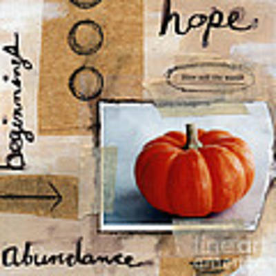 Abundance Art Print by Linda Woods