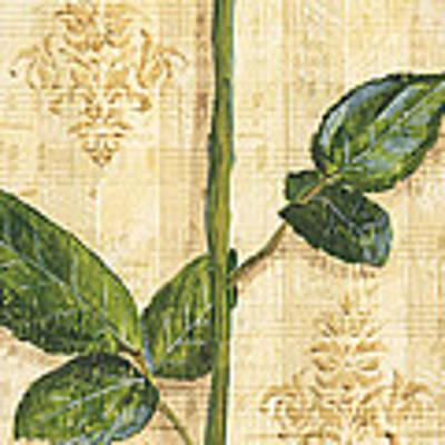 Allie's Rose Sonata 1 Art Print