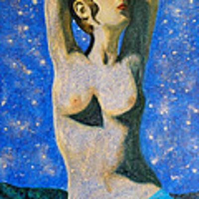 Aphrodite  Art Print by Augusta Stylianou