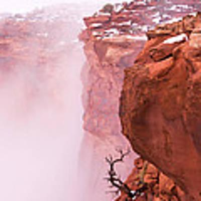 Atop Canyonlands Art Print