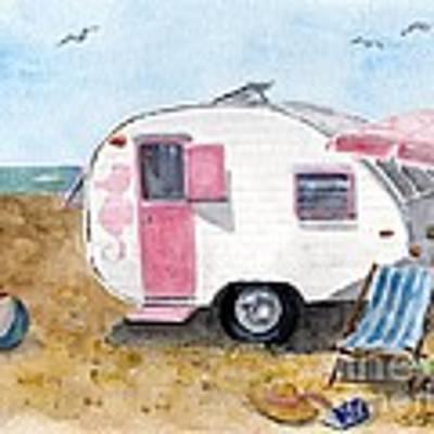 California Dreamin' Original by Sheryl Heatherly Hawkins
